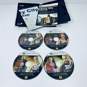 Grand Theft Auto Iv Gta Iv Episodes From Liberty City Pc + Manual Map Poster