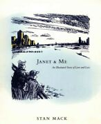 Janet And Me An Illustrated Story Of Love And Loss, Paperback By Mack, Stan, ...