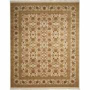 Nourison Royalty Kc74 Area Rug Ivory 7and0399 X 9and0399
