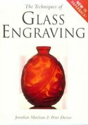 Technique Of Glass Engraving By Dreiser Peter Paperback Book The Fast Free