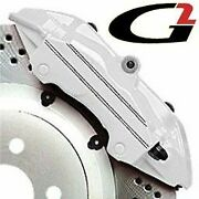 White G2 Usa Brake Caliper Paint System Free Shipping Ships In 24 Hours