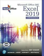 Your Office Microsoft Office 365, Excel 2019, Paperback By Kinser, Amy S. ...