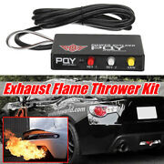 Engine Performance Power Builder Exhaust Flame Thrower Kit For Nissan 350z Gtr