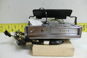 Used Oem Gm 8 Track Tape Player Restored/tested/works Great 1972 Buick 695g