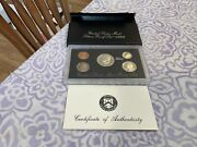 1994 United States Mint Silver Proof Set Coins