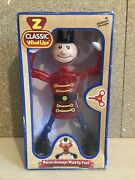 Z Classic Wind Up Christopher Toy Soldier Bnib