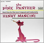 The Pink Panther Music From Film Score Composed Conducted By Henry Mancini Vinyl