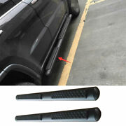 Fit For 11-20 Jeep Grand Cherokee Aluminum Running Board Side Pedals Foot Pedal