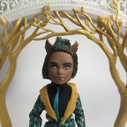 Monster High Doll Clawd Wolf Were Werewolf Sweet 1600 Glasses Shoes