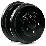 For 1990 Chevrolet, Gmc C3500, P30 R1 Concepts Brake Drums Rear Pair