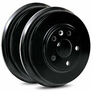 For 1994-1999 Dodge Ram 3500 R1 Concepts Brake Drums Rear Pair