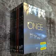 Once Upon A Time Complete Tv Seriesdvd 35-disc All Seasons 1-7 Ships Now