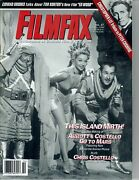 Filmfax 47 1994 Abbot And Costello Go To Mars Ed Wood Christoper Lee