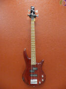 Ibanez Mikro Gsrm20 Torino Red 4 String Bass Free Shipping To Lower Usa