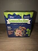 2020 Topps Garbage Pail Kids Gpk Chrome Sapphire 8-pack Box - Factory Sealed