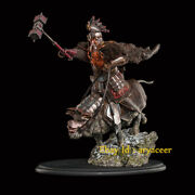 Weta Lord Of The Ring Dain Ironfoot On War Boar Statue Limited Model In Stock