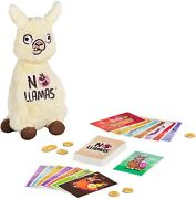 Roll Over Image To Zoom In Ridleyand039s No Llamas Fast-paced Action Card Game With