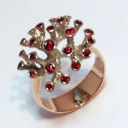 4000 Designer Gold Ring With Best Quality Spinel. See Video