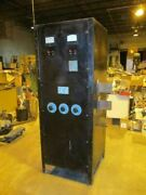 Rectifier 12 Volt 2000 Amp Air Cooled Industrial Rectifier 460vac-3-60 In Used