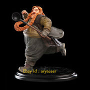 Weta Workshop Lord Of The Ring Bombur The Dwarf Statue Limited Model In Stock