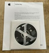 Apple Mac Osx Server V 10.3 Panther Unlimited Client New P/n 0z691-5102-a