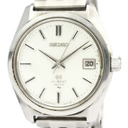 Grand Seiko Hand-wound Stainless Steel 4522-8000 Secondhand