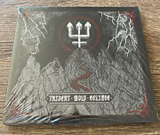Watain Trident Wolf Eclipse Special Edition Cd 2018 Brand New
