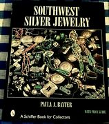 Southwest Silver Jewelry The First Century Native American Navajo Hopi Zuni +