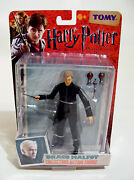 Harry Potter New Tomy Draco Malfoy With Wand And Chandalier Boxed Deathly Hallows