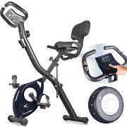 Exercise Bikes Cycling Fitness Gym Stationary Cardio Sports Workout Home Indoor