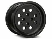 American Muscle Classic Drag Rear Wheel 15x10 Fits Mustang 79-93 Excluding Cobra