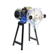 110v 2200w Electric Grinder Wet Feed/flour Mill Cereals Grain Corn Wheatandfunnel