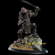 Weta Workshop 1/6 Lord Of The Rings Orc GrishnÁkh Statue Limited Model In Stock