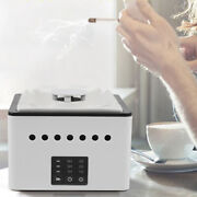 Air Purifier Smokeless Ashtray Home Smoke Cleaner Eater Indoor Dust Remover