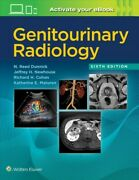 Genitourinary Radiology Hardcover By Dunnick N. Reed M.d. Newhouse Jeffr...