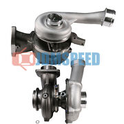 Turbochargers High And Low Pressure For Ford F250 F350 F450 F550 2008-2010 6.4l