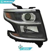 Local Pickup Headlight Assembly Right Fits Chevrolet Tahoe 2015-2017 Gm2503405