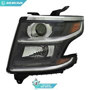 Local Pickup Headlight Assembly Lh Fits Chevrolet Suburban 2015-2017 Gm2502405