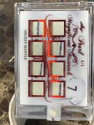 2019 Leaf Pearl Sealed Magnificent Materials Mickey Mantle Game Worn Jersey 4/5