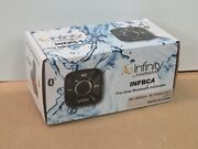 New Infinity Inf-bc4 Bluetooth Receiver Controller Rotary Control Marine Stereo