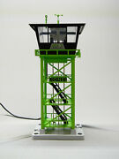Lionel Area 51 Search Tower O Gauge Scenery Building Landscape Base 2029200 New