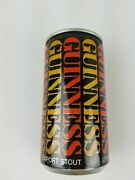 Vintage Guinness Export Stout Steel Pull-tab Beer Can Tab Intact Empty