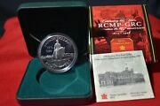 1998 Canada Proof Silver Dollar Royal Canadian Mounted Police