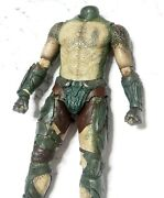 1/6 Hot Toys Tracker Predator Action Figure Accessory Body With Hands And Shoes