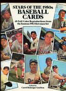 Stars Of The 1950's Baseball Cards 48 Color Bowman Reproductions By Grafton Book