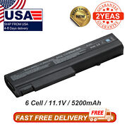 Battery For Hp Compaq 486296-001 500350-001 500361-001 500372-001 Notebook