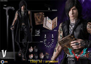 Asmus Toys 1/6 Dmc501 Devil May Cry 5 Client V Action Figure Model In Stock