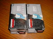 Lot Of 4 Grease Monkey Nitrile Disposable Gloves 4 Mil Size Xl Large 100 Count