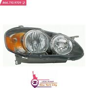 Local Pickup Head Light Lamp Assembly Right Fits Toyota Corolla 05-08 To2503154