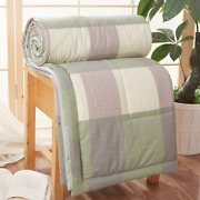 Soft Summer Quilts Breathable Throw Airplane Blankets Office Sofa Bedding Covers